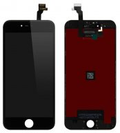 OR QUALITY and New COMPLETE SCREEN ASSEMBLY WITH BEZEL FOR IPHONE 6 Plus-Black