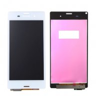 LCD Screen + Touch Screen Digitizer Assembly for Sony Xperia Z3(White)