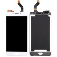 For Meizu M6 Note / Meilan Note 6 LCD Screen + Touch Screen Digitizer Assembly(White)