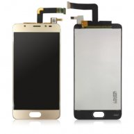 "For 5"" Wiko U Feel Prime LCD Display+Touch Screen Digitizer for wiko u feel prime lcd touch screen Gold"