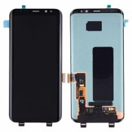 For Samsung Galaxy S8+ LCD Display + Touch Screen Digitizer Assembly (Black)