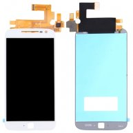 For Motorola Moto G4 Plus LCD Screen + Touch Screen Digitizer Assembly(White)