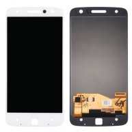 For Motorola Moto Z LCD Screen + Touch Screen Digitizer Assembly(White)