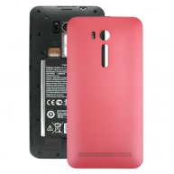 For 5.5 inch Asus Zenfone Go / ZB551KL Original Back Battery Cover(Pink)