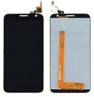 LCD Screen + Touch Screen Digitizer Assembly for Alcatel One Touch Idol 2 S / 6050 / 6050Y / OT-6050(Black)
