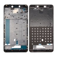 For Xiaomi Redmi Note 4 Front Housing LCD Frame Bezel(Black)