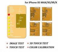 LCD / OLED Display Tester / Testing Board(with 4pcs Small Board) for iPhone XS MAX / XS / XR / X