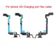 Charger Dock Connector Plug Port Flex Cable Ribbon For iPhone XS Replacement Parts