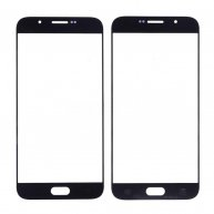 High Quality Front Screen Glass Lens for Samsung Galaxy A8 A800/ A800F/ A800X/ A800S/ A800YZ(for SAMSUNG) - Black