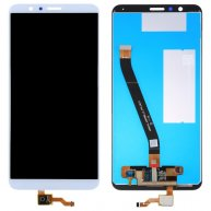 For Huawei Honor 7X LCD Screen + Touch Screen Digitizer Assembly(White)