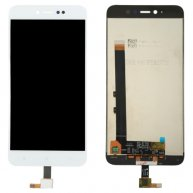 For Xiaomi Redmi Note 5A Pro / Prime LCD Screen + Touch Screen(White)