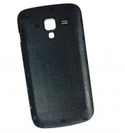 For samsung Galaxy S Duos S7562 Back Door Cover -Black
