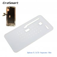 EraSmart Silicone Pad For Iphone X LCD Separator Machine High Temperature Resistant Non-Slip Gasket Matte