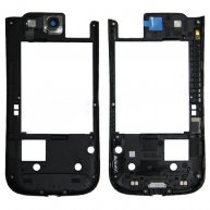 Middle Frame Cover for Samsung Galaxy SIII L710-Black