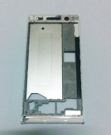 Front Housing Cover for Huawei Ascend P6 -White