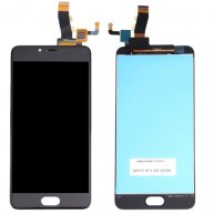 For Meizu M5 / Meilan 5 LCD Screen + Touch Screen Digitizer Assembly(Black)