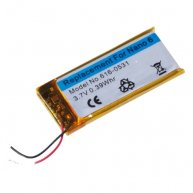 For ipod Nano 6th Gen Battery