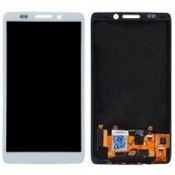 LCD Screen + Touch Screen Digitizer Assembly for Motorola Droid Ultra / XT1080(White)