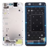 For Huawei Honor 4A Front Housing LCD Frame Bezel Plate(White)