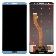 For Huawei nova 2s LCD Screen + Touch Screen Digitizer Assembly(Blue)