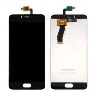For Meizu M5s Meilan 5s Original LCD Screen + Original Touch Screen Digitizer Assembly(Black)
