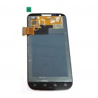 Complete screen assembly without bezel For samsung T989 (T-Mobile) -Black