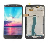 For Motorola Moto E4 XT1763 XT1762 XT1772 LCD Screen and Digitizer Full Assembly with Frame