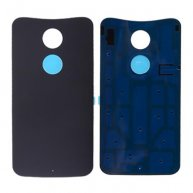 Back Cover Battery Door for Motorola Moto X+1 X2 X(2014) XT1092/ XT1093 XT1094/ XT1095/ XT1096/ XT1097 - Black