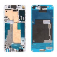For HTC One A9 Front Housing LCD Frame Bezel Plate