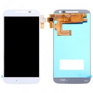 For Motorola Moto G4 LCD Screen + Touch Screen Digitizer Assembly(White)