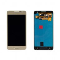 For Samsung Galaxy A3 / A300 OR LCD Display + Touch Screen Digitizer Assembly(Gold)
