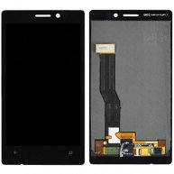 LCD Display + Touch Screen Digitizer Assembly for Nokia Lumia 925(Black)