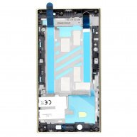 For Sony Xperia L2 Middle Frame Front Housing - Gold