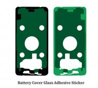 10PCS Battery Back Glass Cover Adhesive Stickers For Samsung Galaxy S10