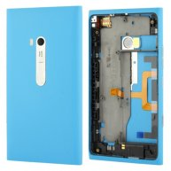 Rear Housing Assembly Replacement for Nokia Lumia 900 - Blue