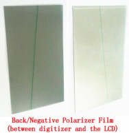 Bottom Polarized Film For iPhone 5/5c/5s LCD screen On the back Polarizer light Film