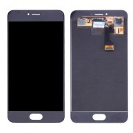 For Meizu Pro 6 Original LCD Screen + Original Touch Screen Digitizer Assembly(Black)