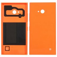 Battery Back Cover for Nokia Lumia 730(Orange)