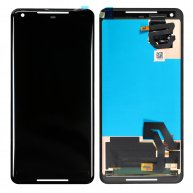 For Google Pixel 2 XL LCD Screen with Digitizer Assembly - Black