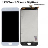 For OPPO F1S LCD Screen + Touch Screen Digitizer Assembly(White)