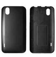 Back Cover for LG Optimus Black P970 - Black