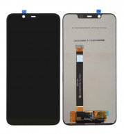 LCD Screen and Digitizer Full Assembly for Nokia 7.1 Plus / X7
