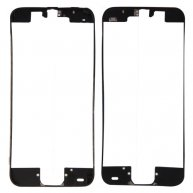 High Quality For iPhone 5c Touch Screen Bezel Mounting Frame with hot melt glue
