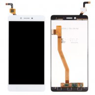 For Lenovo K6 Note LCD Screen + Touch Screen Digitizer Assembly(White)