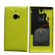 Back Housing Assembly Cover with NFC for Nokia Lumia 1520 -Yellow