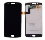 LCD Screen Display with Digitizer Touch Panel for Motorola Moto G5(for moto) - Black