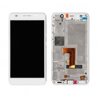 LCD Screen and Digitizer Full Assembly WITH BEZEL FOR HUAWEI HONOR 6 -WHITE