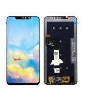 LCD Screen and Digitizer Full Assembly for Xiaomi Redmi Note 6 Pro (Black)