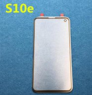 High Quality Front Glass Lens For Samsung Galaxy S10e
