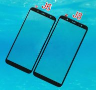 Front Glass Lens For Samsung Galaxy J8